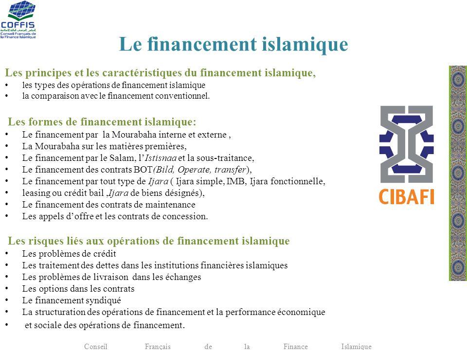 Le financement islamique