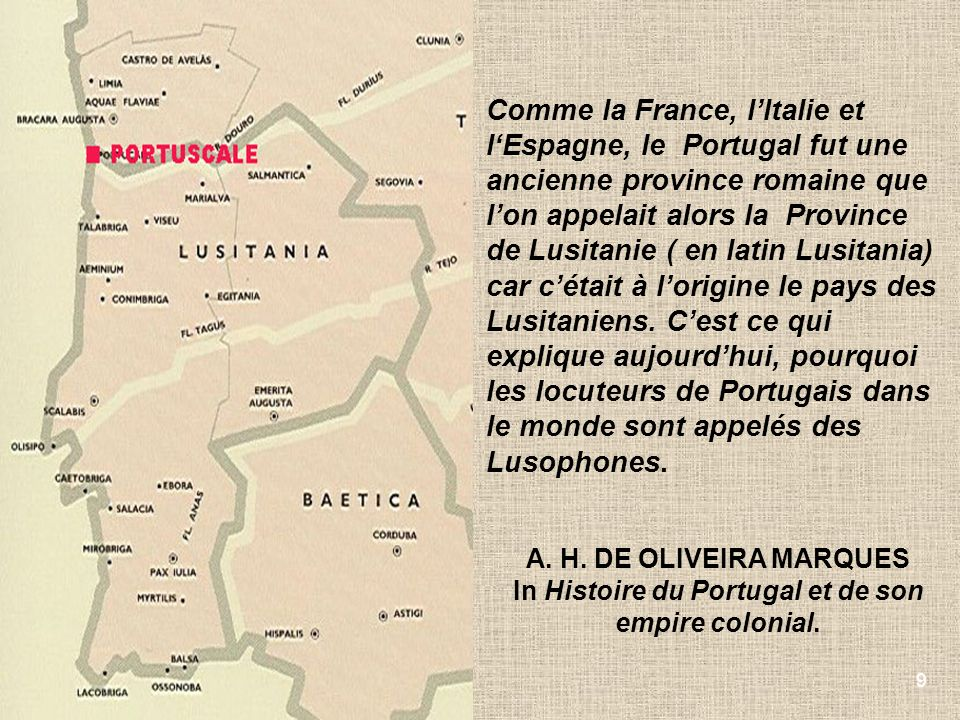 In Histoire du Portugal et de son empire colonial.