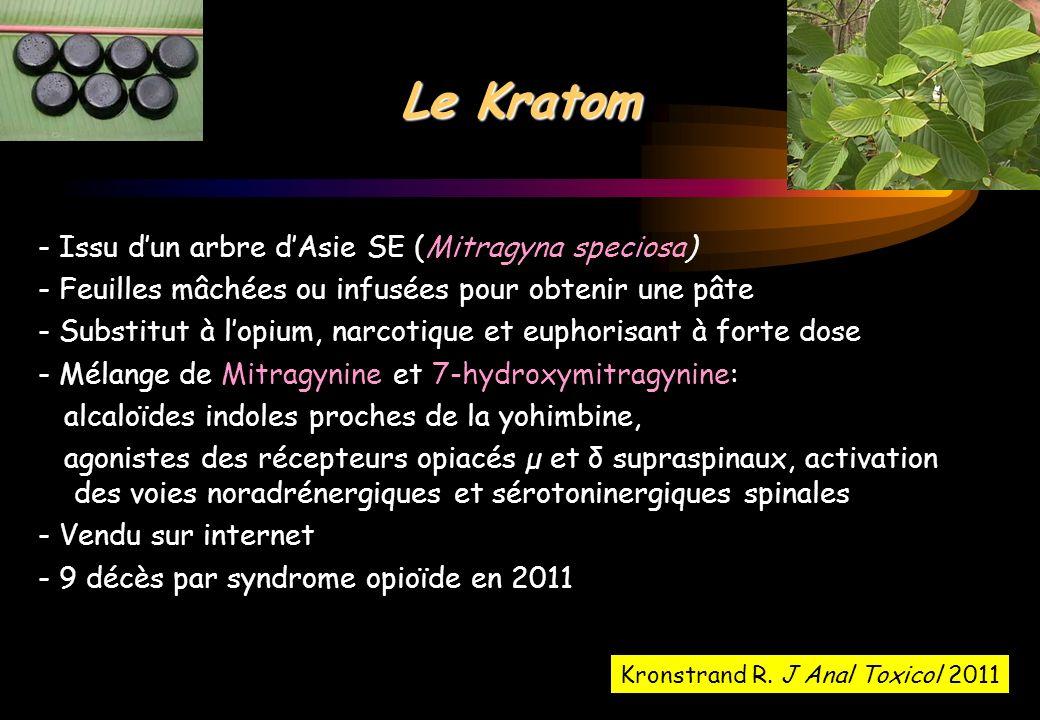 Kronstrand R. J Anal Toxicol 2011