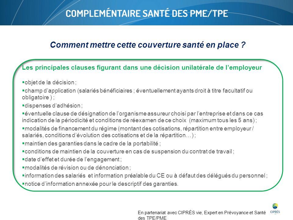 modele lettre decision unilaterale employeur