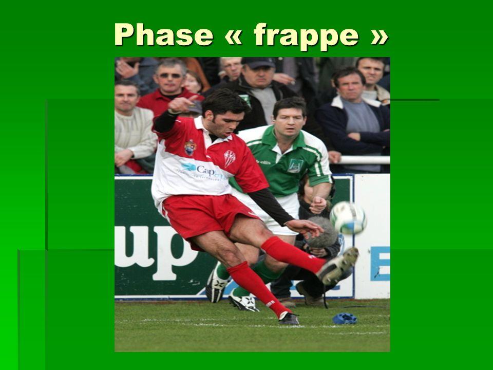 Phase « frappe »