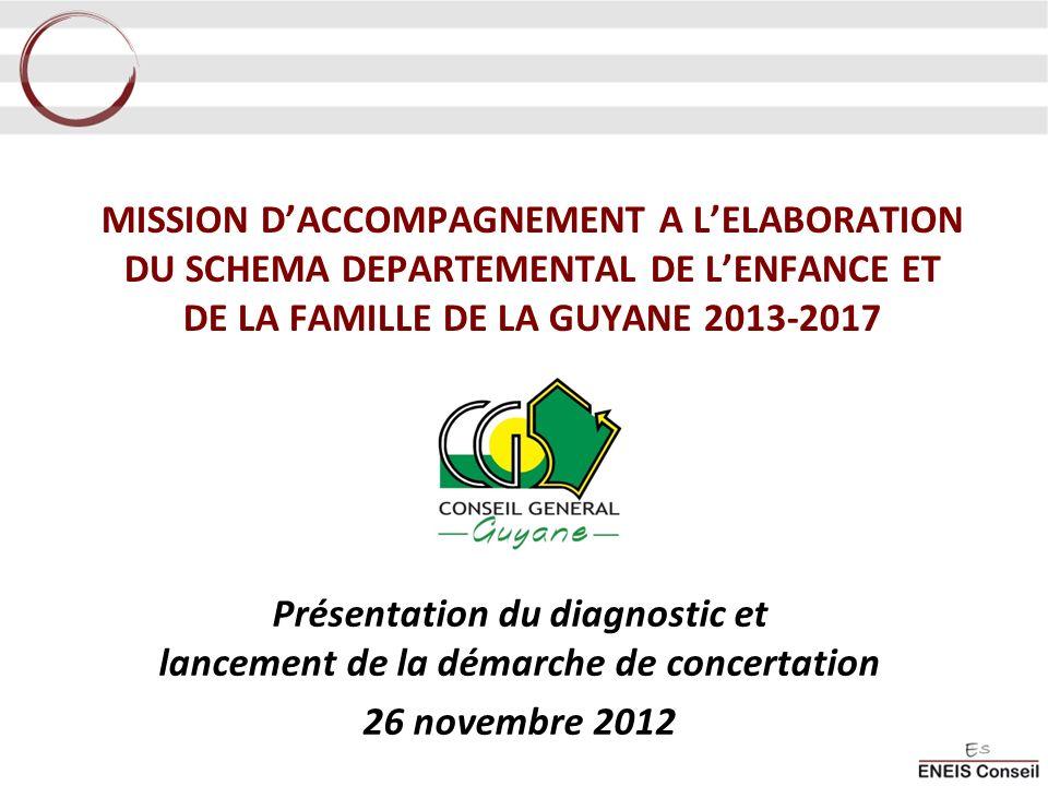 Présentation du diagnostic et lancement de la démarche de concertation