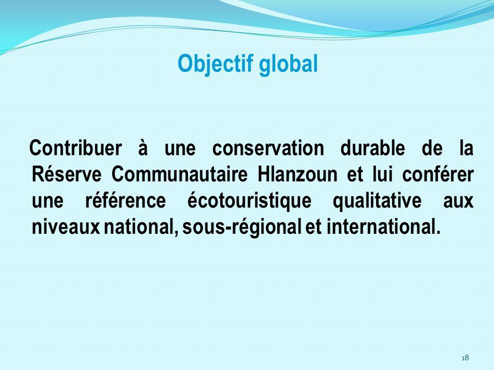 Objectif global