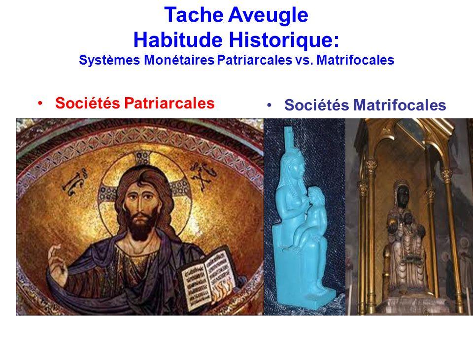 Sociétés Patriarcales Sociétés Matrifocales
