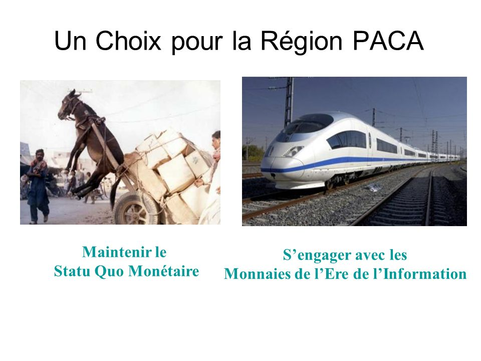 Un Choix pour la Région PACA