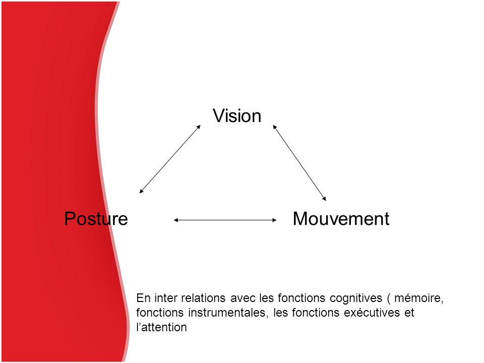 Vision Posture Mouvement