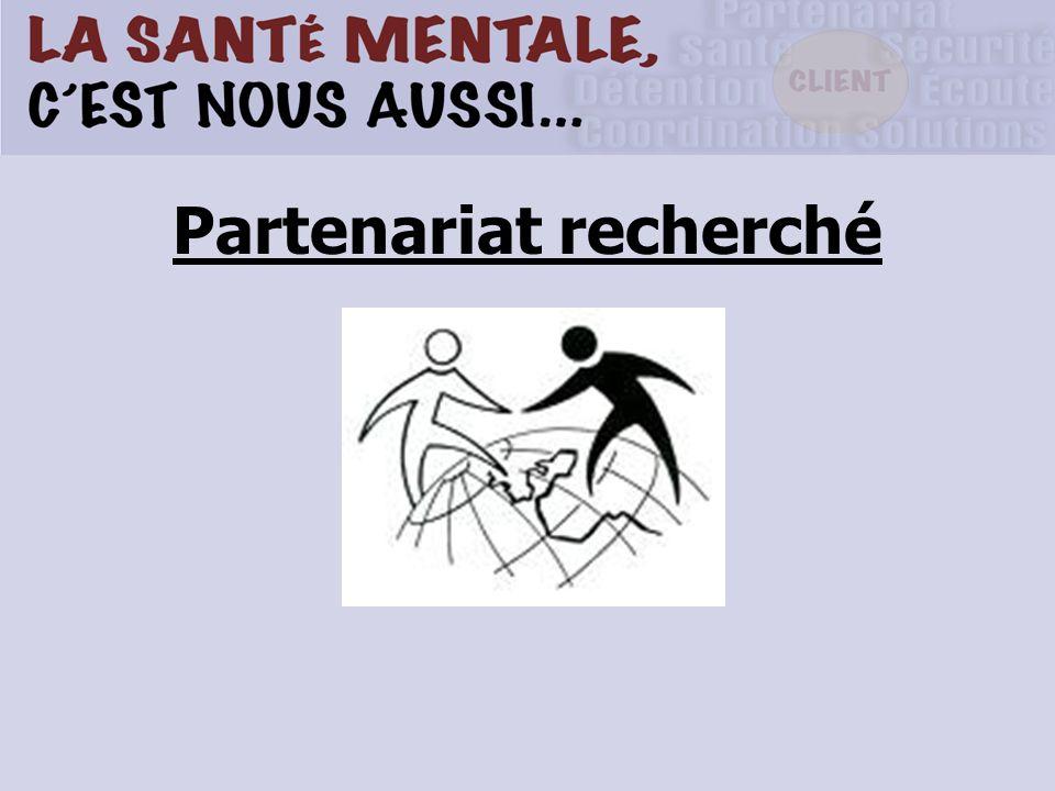 Partenariat recherché