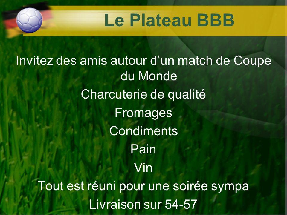 Le Plateau BBB