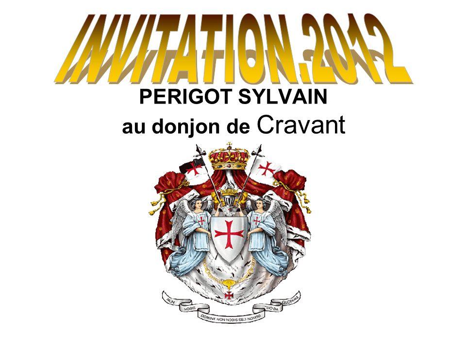 PERIGOT SYLVAIN au donjon de Cravant