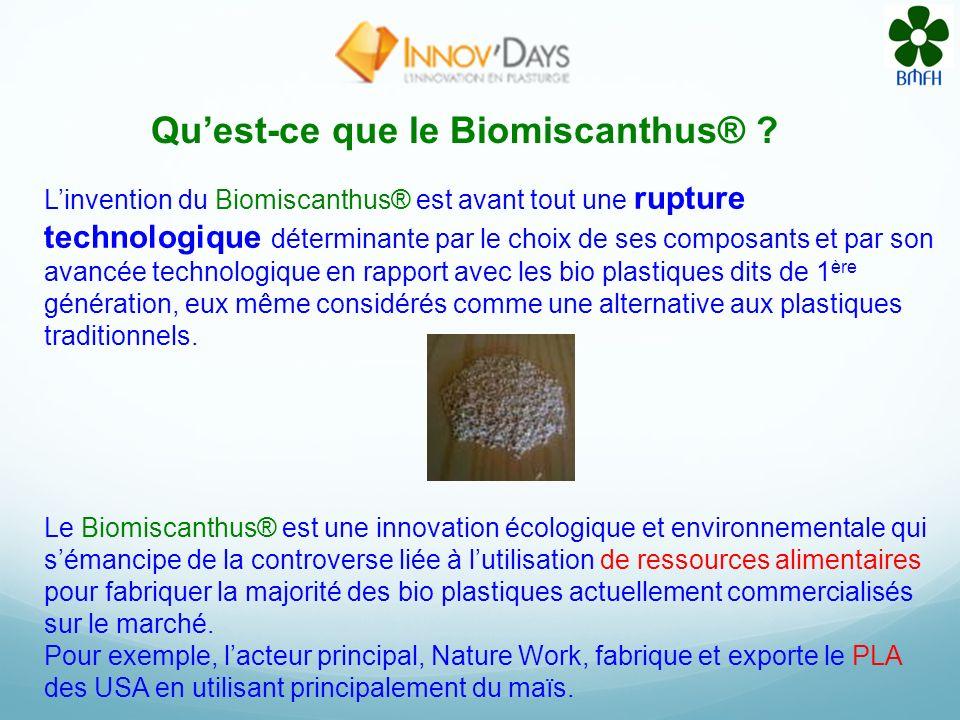 Qu'est-ce que le Biomiscanthus®