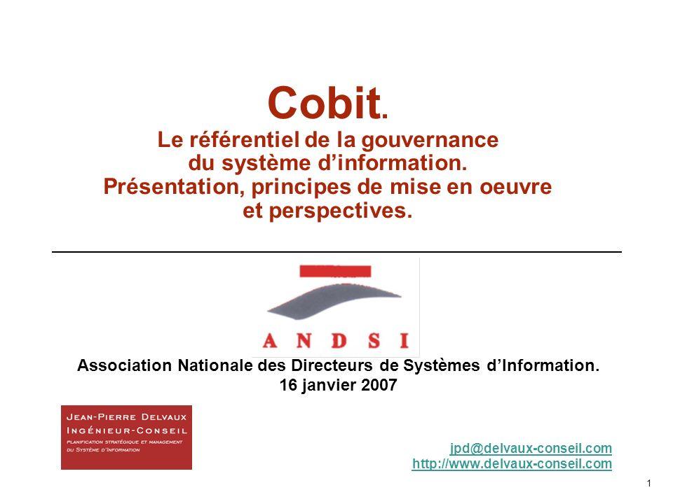 Association Nationale des Directeurs de Systèmes d'Information.