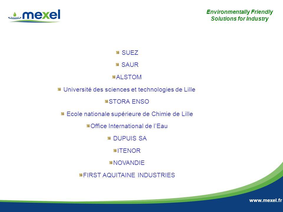 Université des sciences et technologies de Lille STORA ENSO