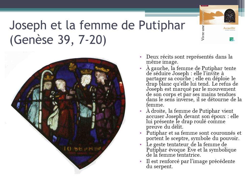 Joseph et la femme de Putiphar (Genèse 39, 7-20)