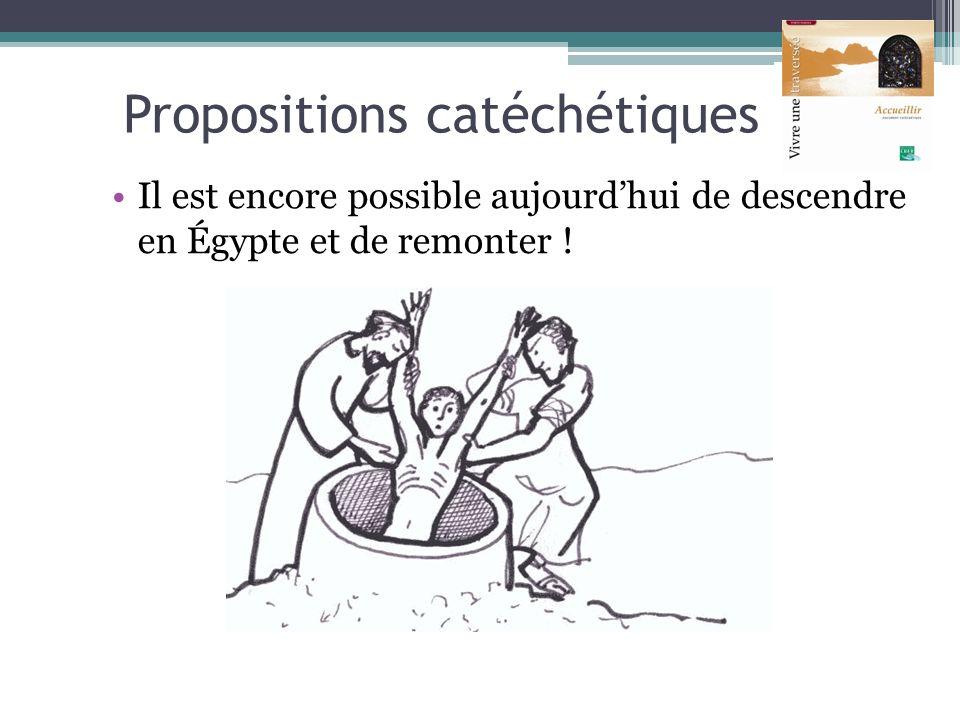 Propositions catéchétiques
