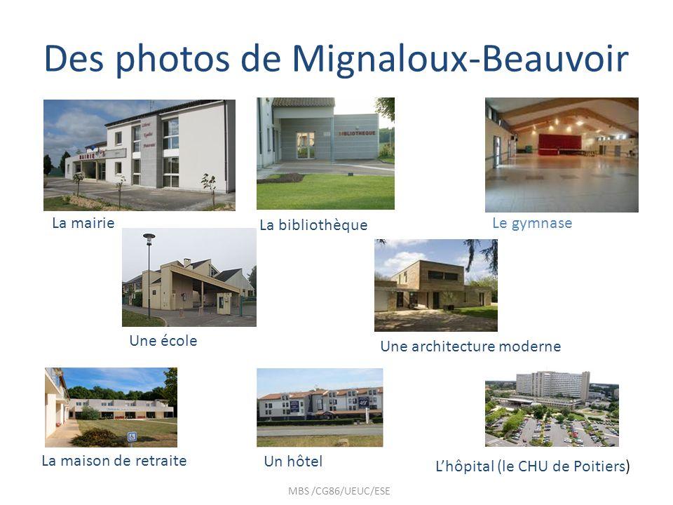 Des photos de Mignaloux-Beauvoir