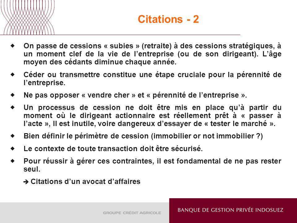 Citations - 2