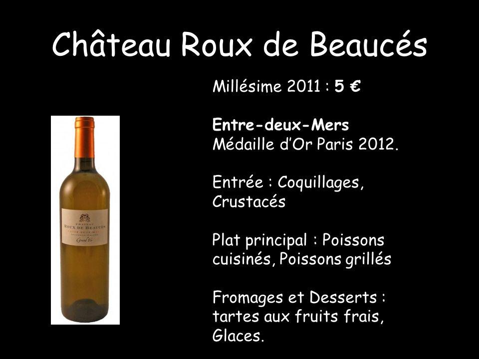 Château Roux de Beaucés