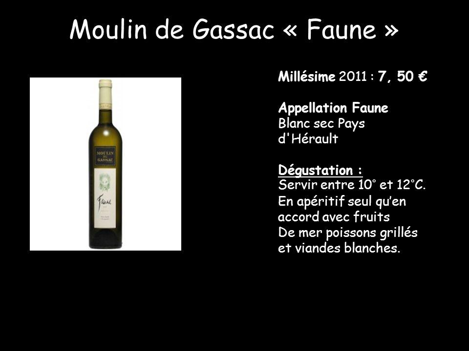Moulin de Gassac « Faune »