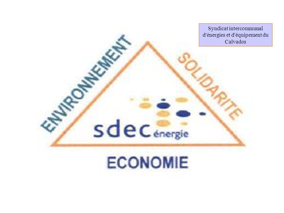 Syndicat intercommunal d énergies et d équipement du Calvados