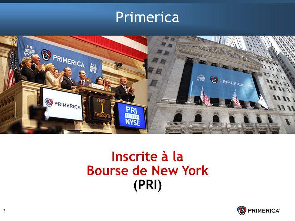 Inscrite à la Bourse de New York