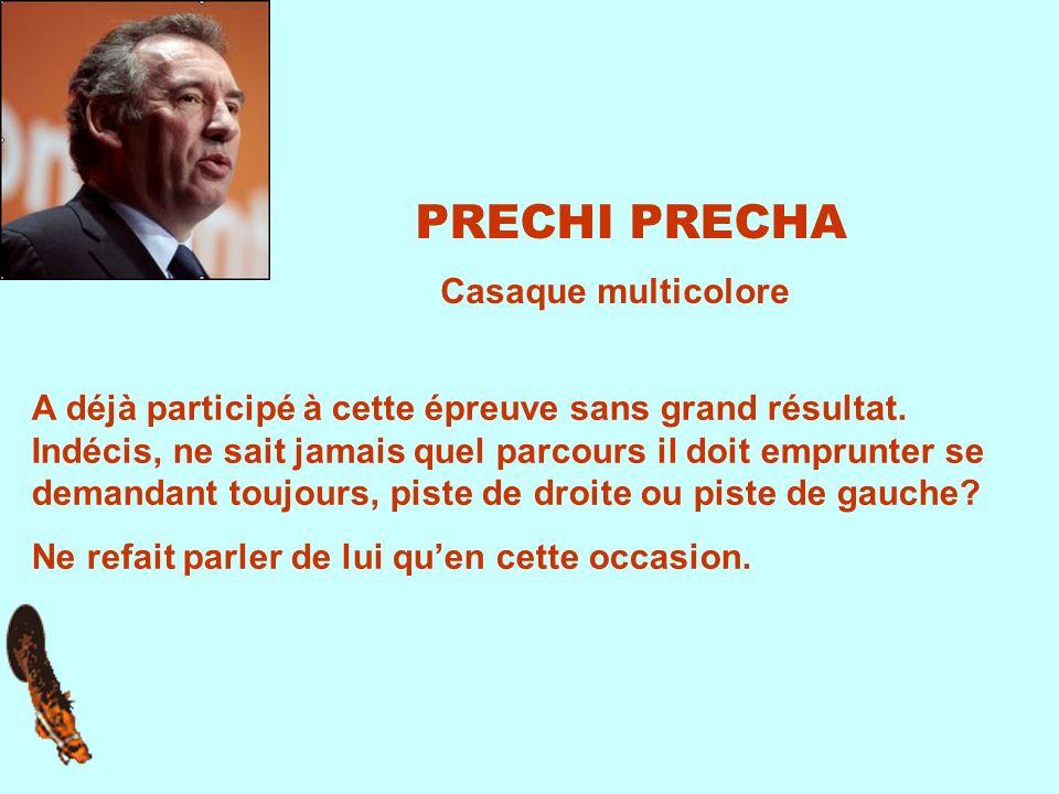 PRECHI PRECHA Casaque multicolore