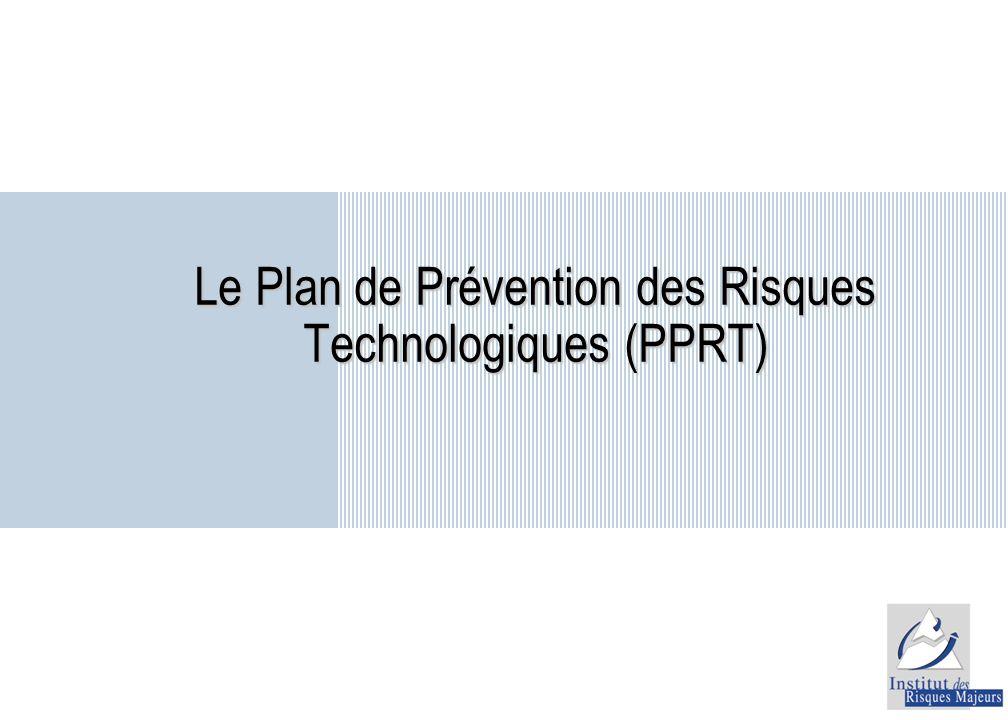 Les risques d origine technologique ppt t l charger for Plan de prevention des risques entreprises exterieures