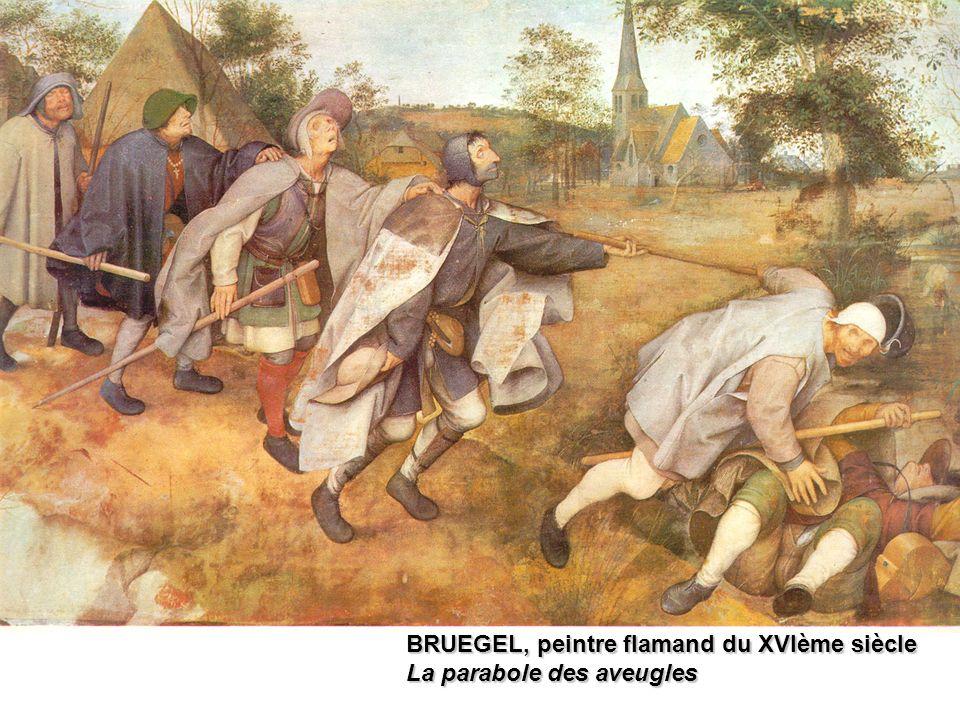 BRUEGEL, peintre flamand du XVIème siècle