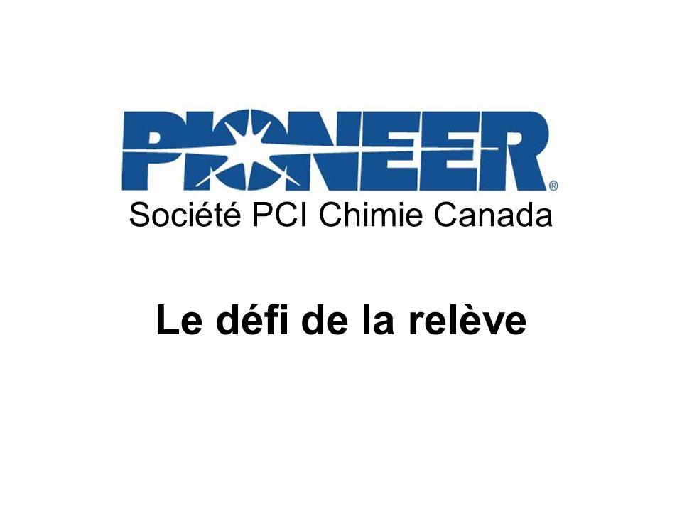 Société PCI Chimie Canada