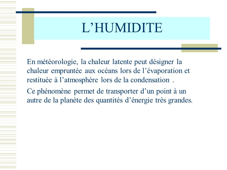 l humidite i notions g n rales sur la physique de l eau ppt t l charger. Black Bedroom Furniture Sets. Home Design Ideas
