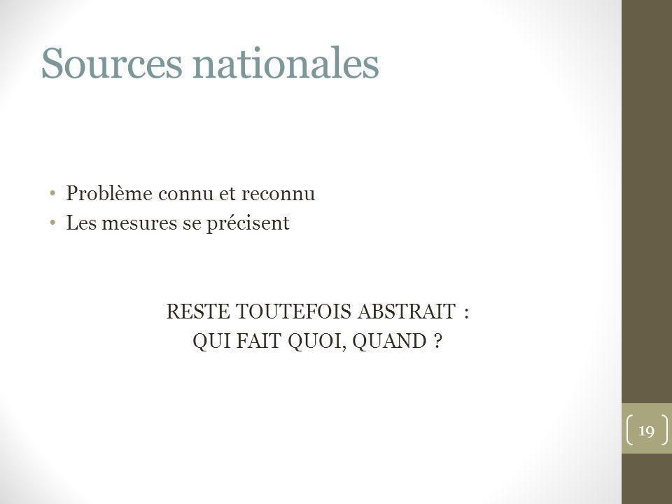 RESTE TOUTEFOIS ABSTRAIT :