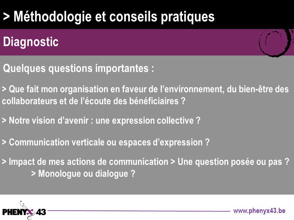 > Méthodologie et conseils pratiques