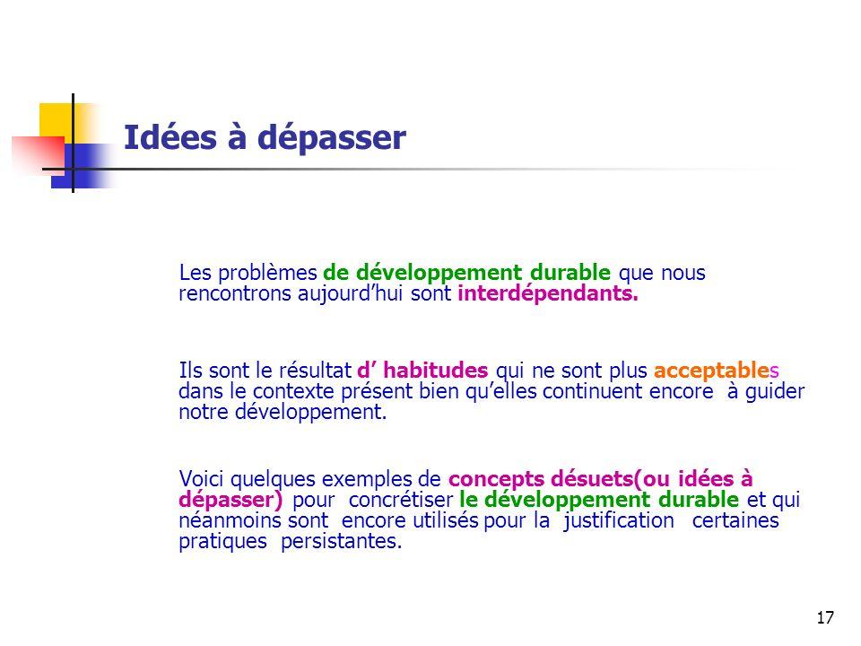 Extrêmement Le développement durable,qu'est ce que c'est? - ppt télécharger XG24