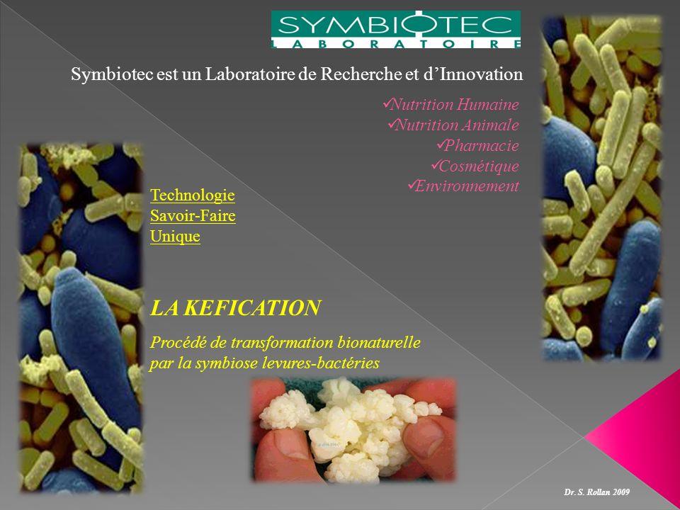 Symbiotec est un Laboratoire de Recherche et d'Innovation