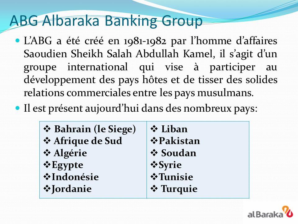 ABG Albaraka Banking Group