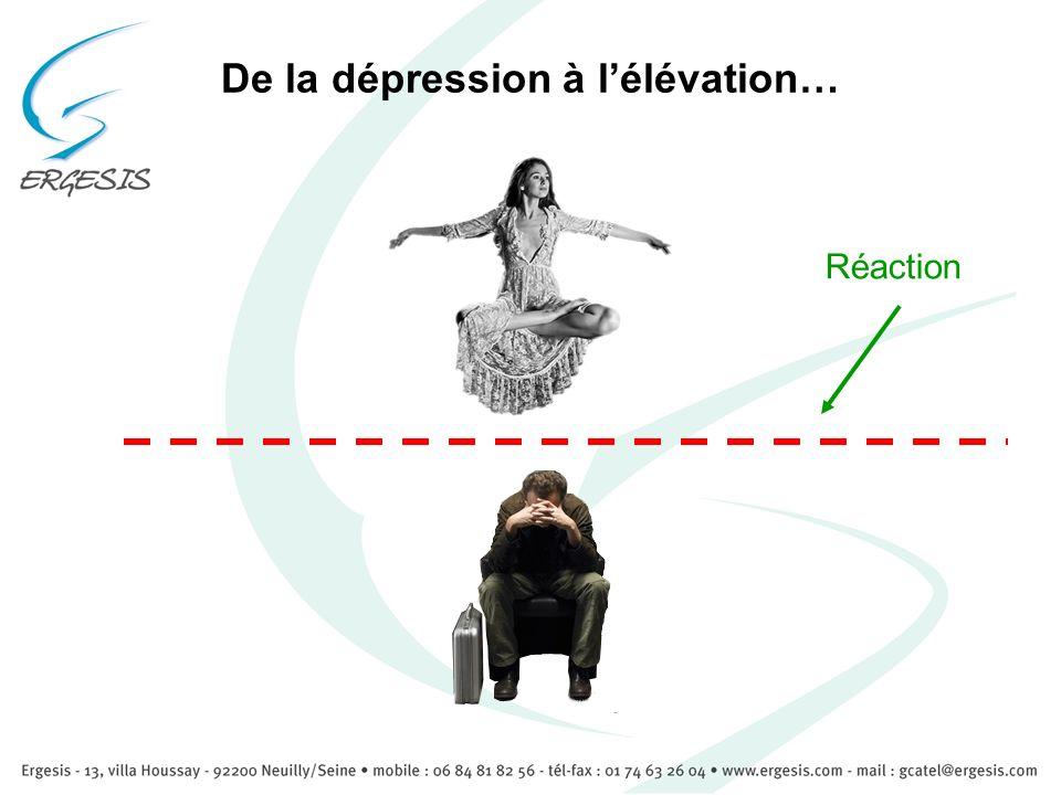 De la dépression à l'élévation…