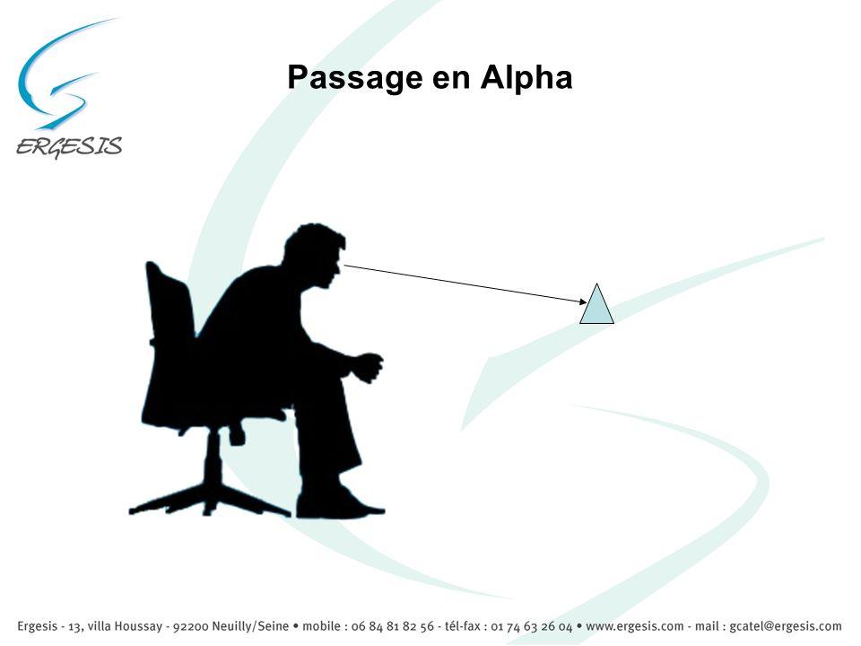 Passage en Alpha