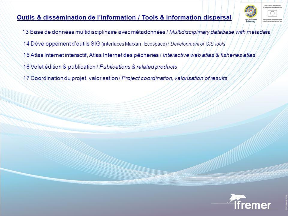 Outils & dissémination de l'information / Tools & information dispersal