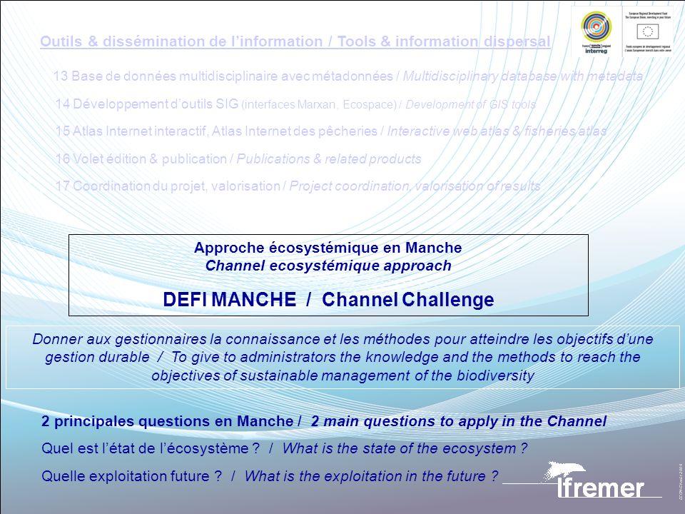 DEFI MANCHE / Channel Challenge