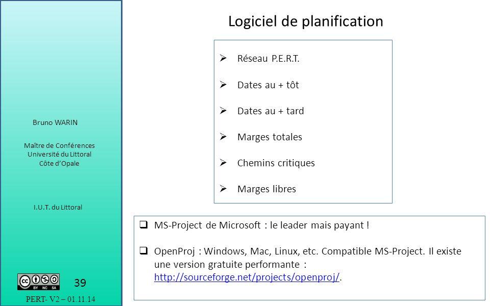Introduction des enjeux la mise niveau d un projet for Logiciel plannification