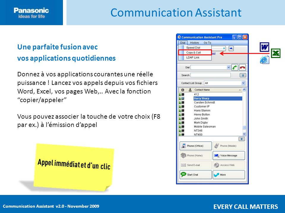 Communication Assistant