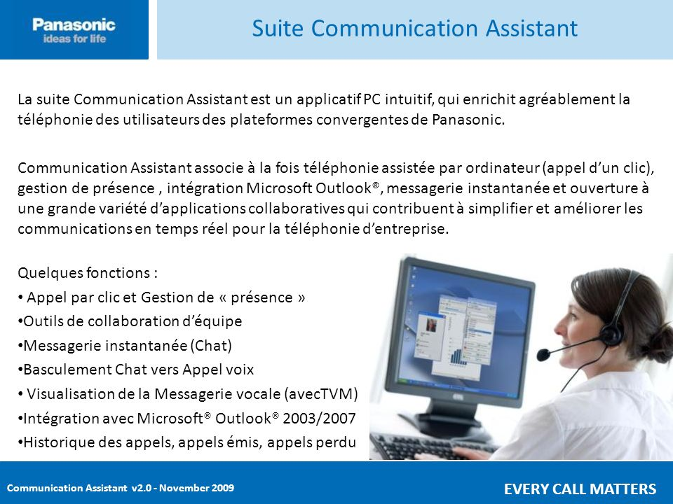 Suite Communication Assistant