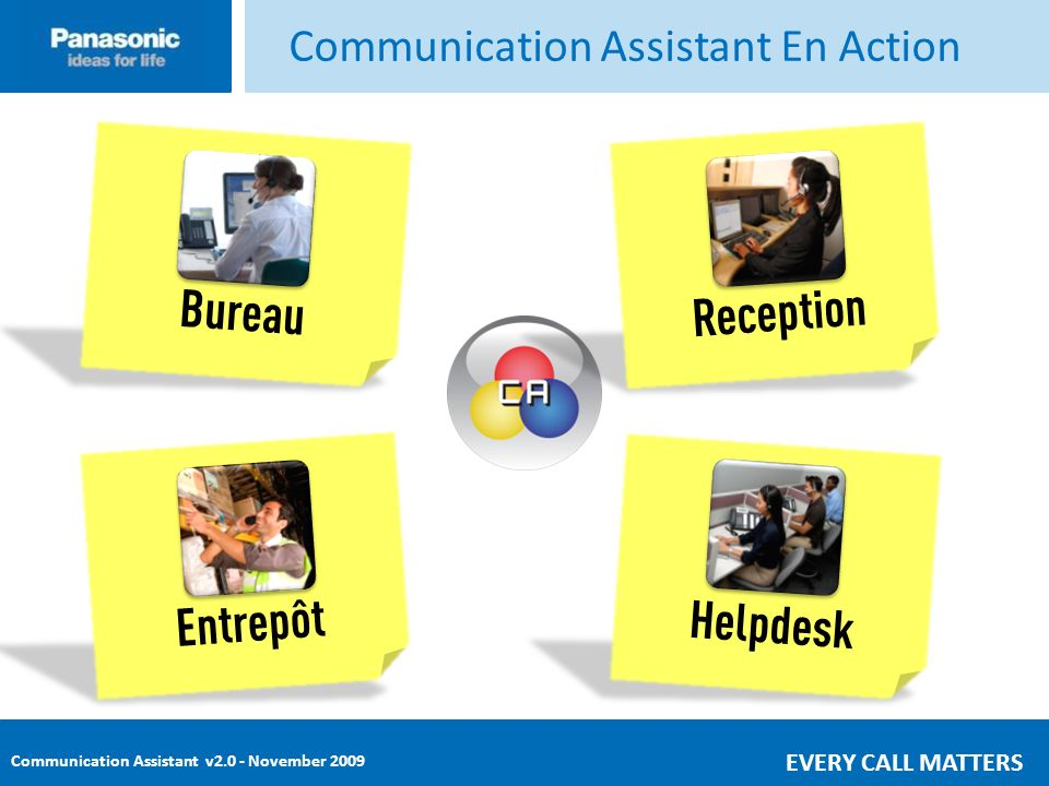 Communication Assistant En Action