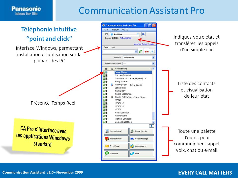 Communication Assistant Pro