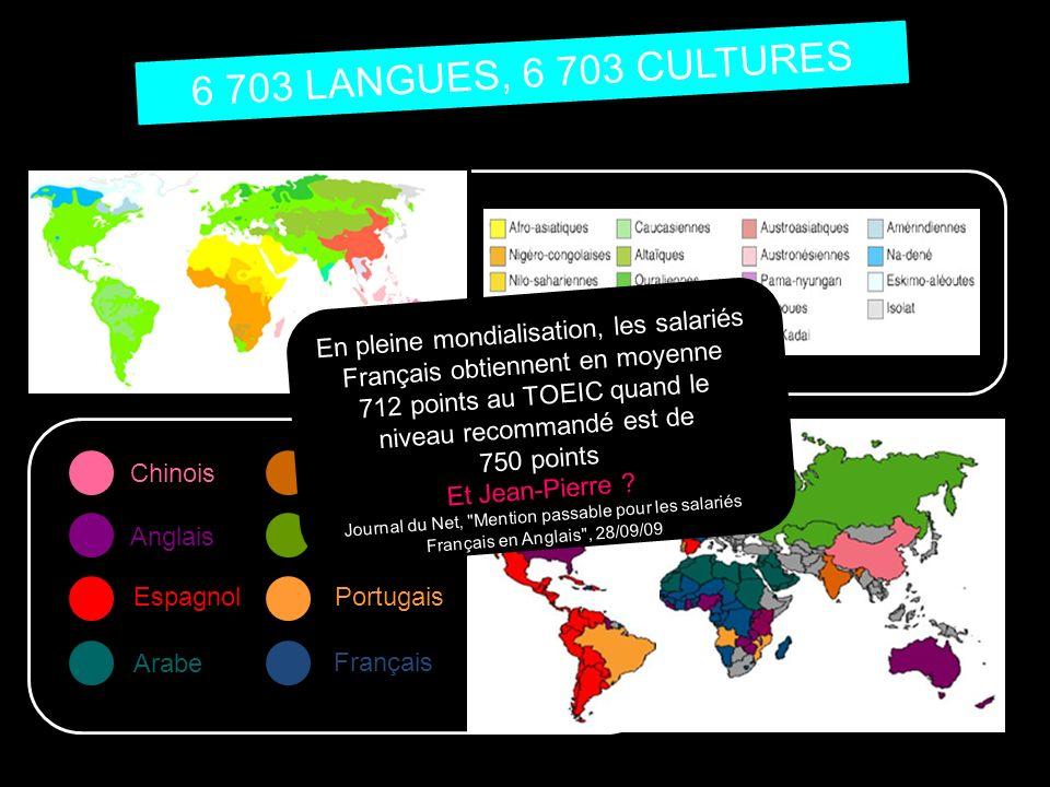 6 703 LANGUES, 6 703 CULTURES