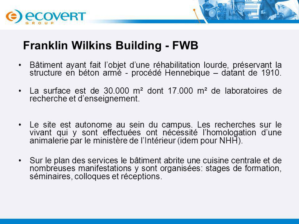 Franklin Wilkins Building - FWB