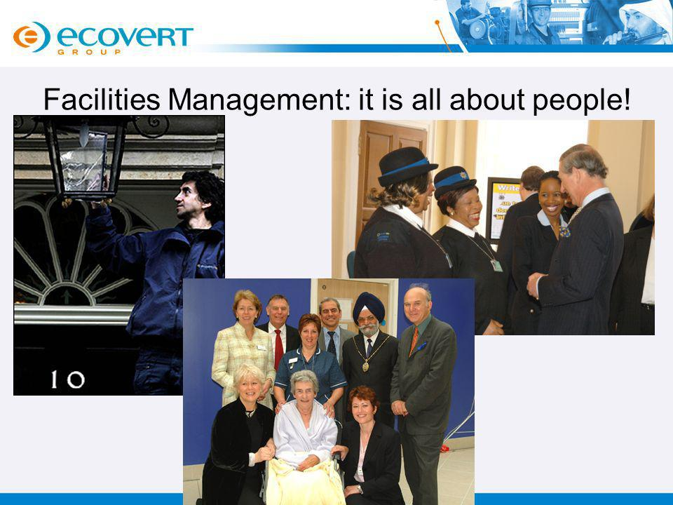 Facilities Management: it is all about people!
