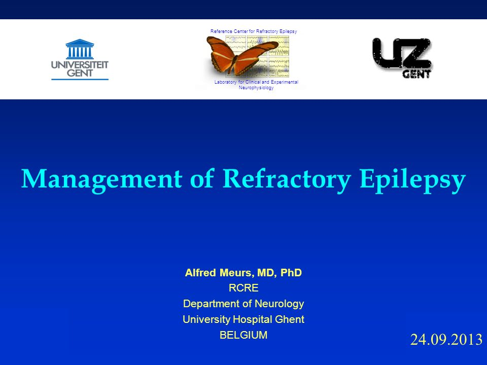 Management of Refractory Epilepsy