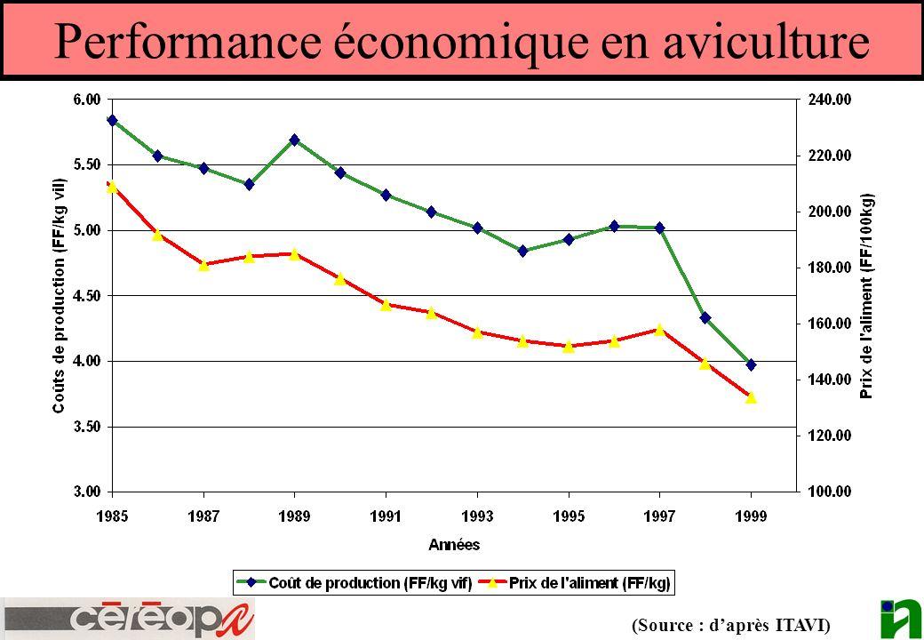 Performance économique en aviculture