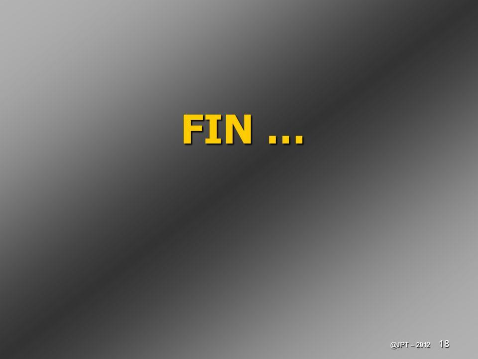 FIN …