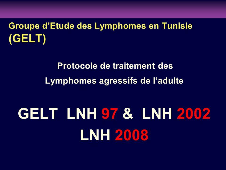 Groupe d'Etude des Lymphomes en Tunisie (GELT)